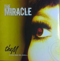 The M by MIRACLE, THE album cover