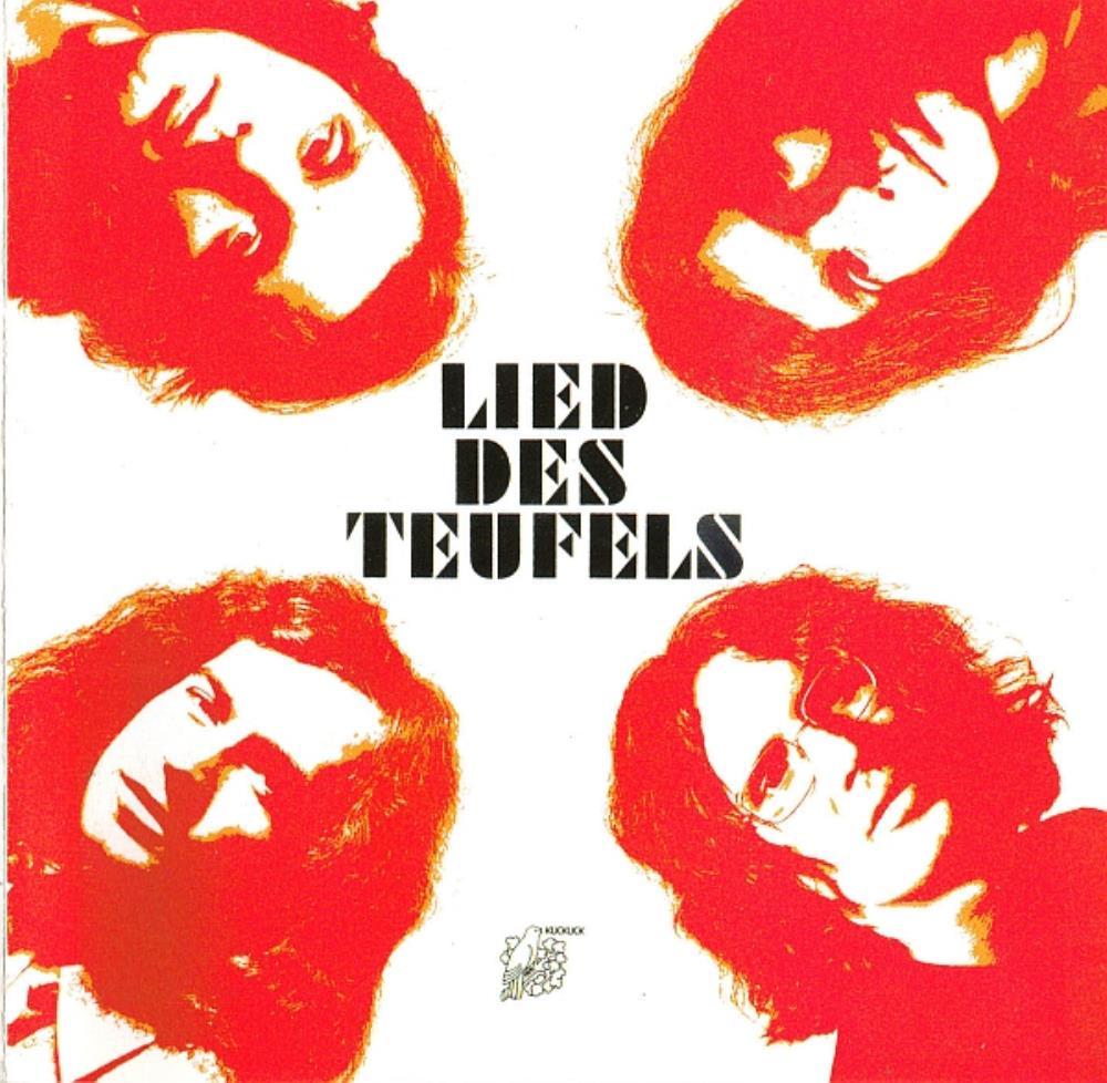 Lied Des Teufels by HANUMAN / LIED DES TEUFELS album cover
