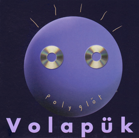 Volap�k - Polygl�t  CD (album) cover