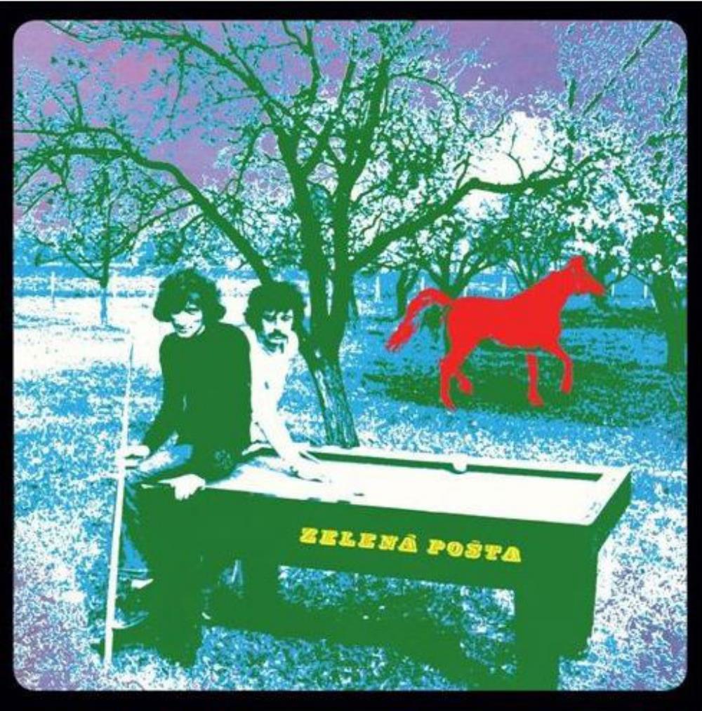 Pavol Hammel & Marián Varga: Zelená Posta by VARGA, MARIÁN album cover
