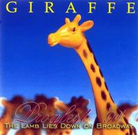 Giraffe - The Lamb Lies Down On Broadway - ProgFest '94 CD (album) cover