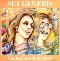 Sui Generis - Confesiones De Invierno CD (album) cover