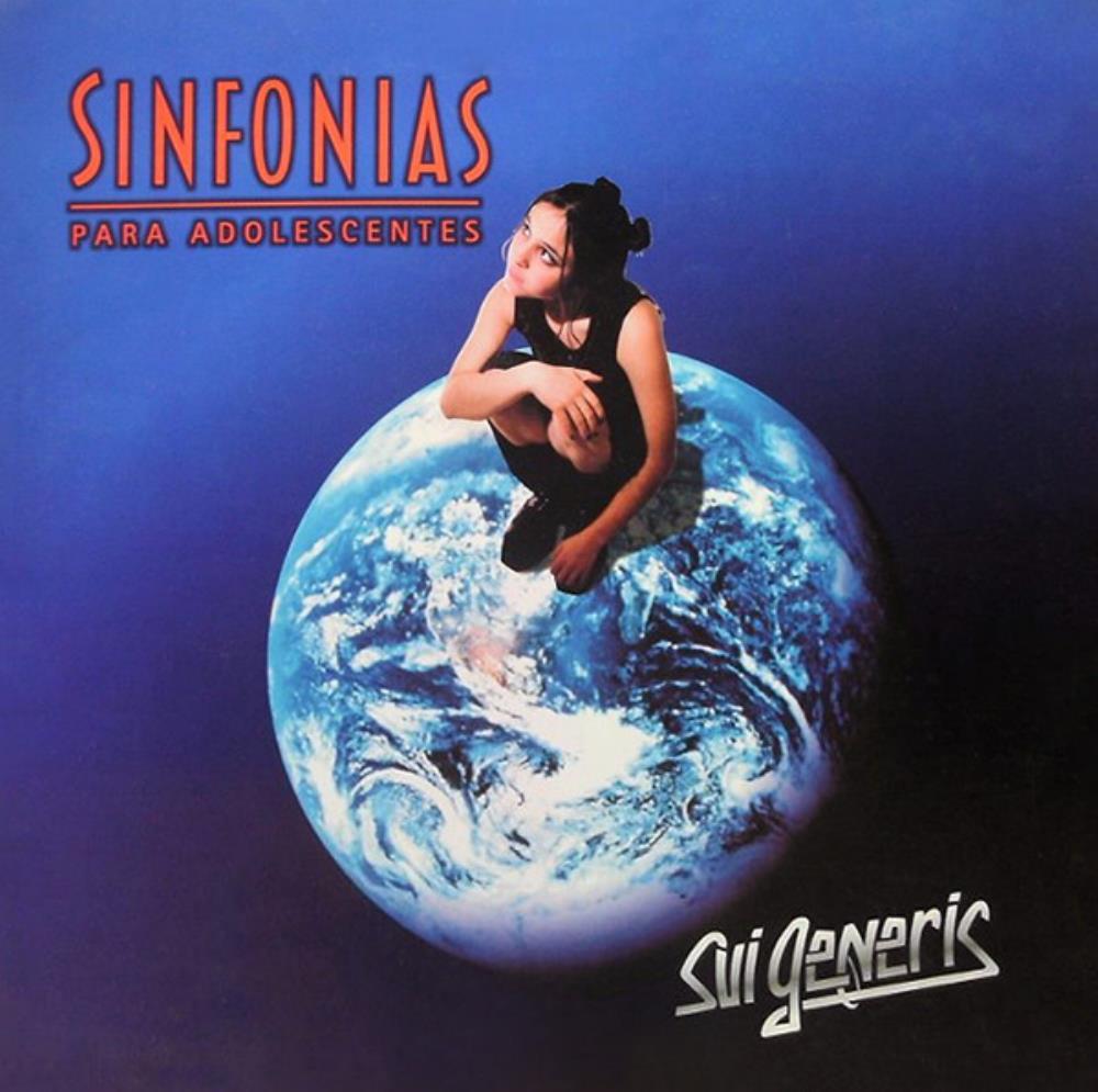 Sinfonías Para Adolescentes by SUI GENERIS album cover