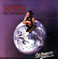 Sui Generis Sinfon�as para adolescentes album cover