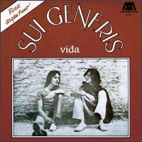 Vida by SUI GENERIS album cover