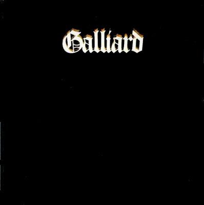 Galliard New Dawn album cover