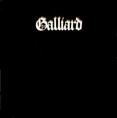 New Dawn by GALLIARD album cover