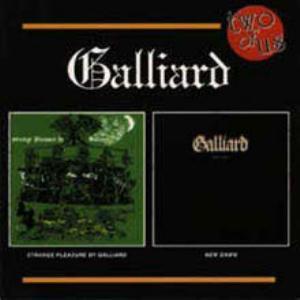 Strange Pleasure ; New Dawn by GALLIARD album cover