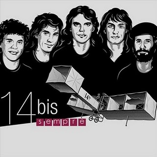 14 Bis - Sempre CD (album) cover