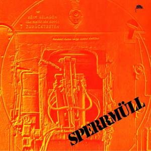 Sperrm�ll by SPERRM�LL album cover