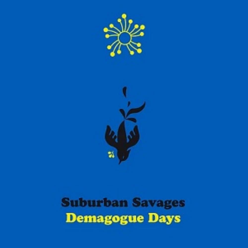 Demagogue Days by TR-OND AND THE SUBURBAN SAVAGES album cover