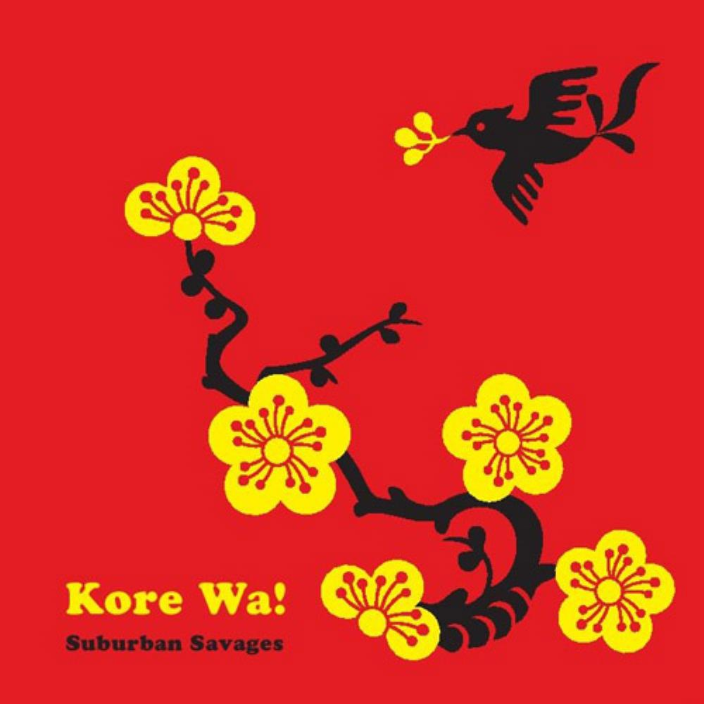 tr-Ond and the Suburban Savages - Suburban Savages: Kore Wa! CD (album) cover