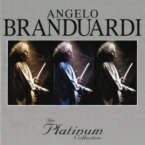 Angelo Branduardi The Platinum Collection album cover