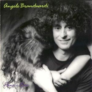 Angelo Branduardi Pane e Rose album cover
