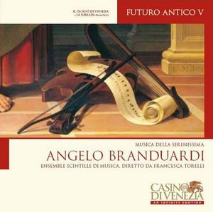 Futuro Antico V by BRANDUARDI, ANGELO album cover