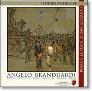 Futuro Antico VI - Roma e la Festa di San Giovanni by BRANDUARDI, ANGELO album cover