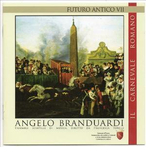 Futuro Antico VII - Il Carnevale Romano by BRANDUARDI, ANGELO album cover