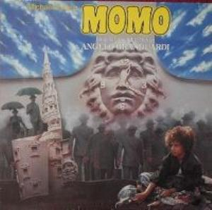 Angelo Branduardi Momo (Soundtrack) album cover
