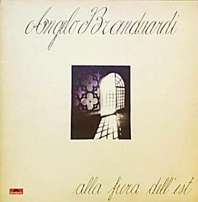Angelo Branduardi - Alla Fiera dell'Est CD (album) cover