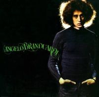 Angelo Branduardi - Angelo Branduardi CD (album) cover