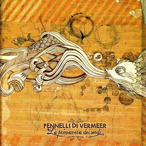 La primavera dei sordi by PENNELLI DI VERMEER, I album cover
