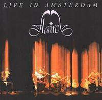 Flairck Live in Amsterdam album cover