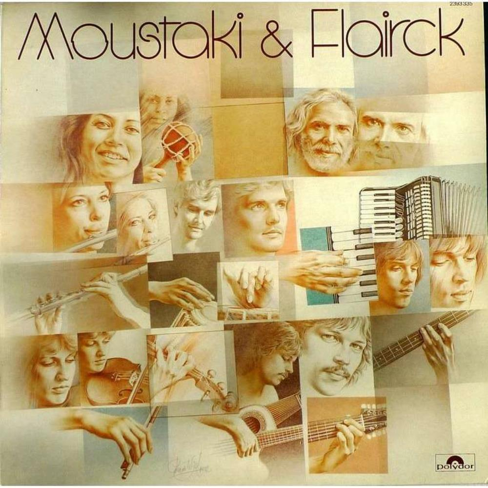 Flairck Moustaki & Flairck album cover
