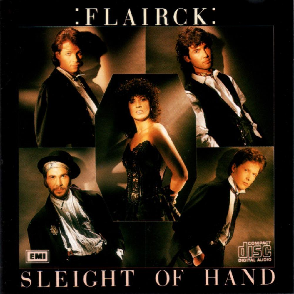 Flairck Sleight Of Hand album cover
