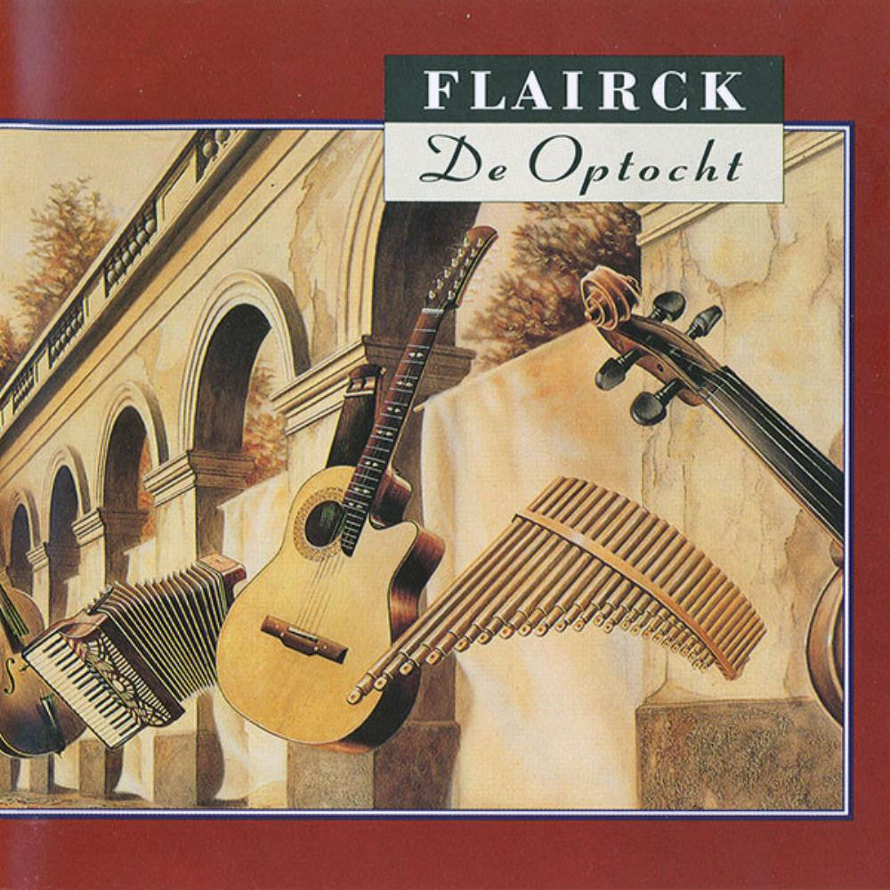 Flairck - De Optocht CD (album) cover