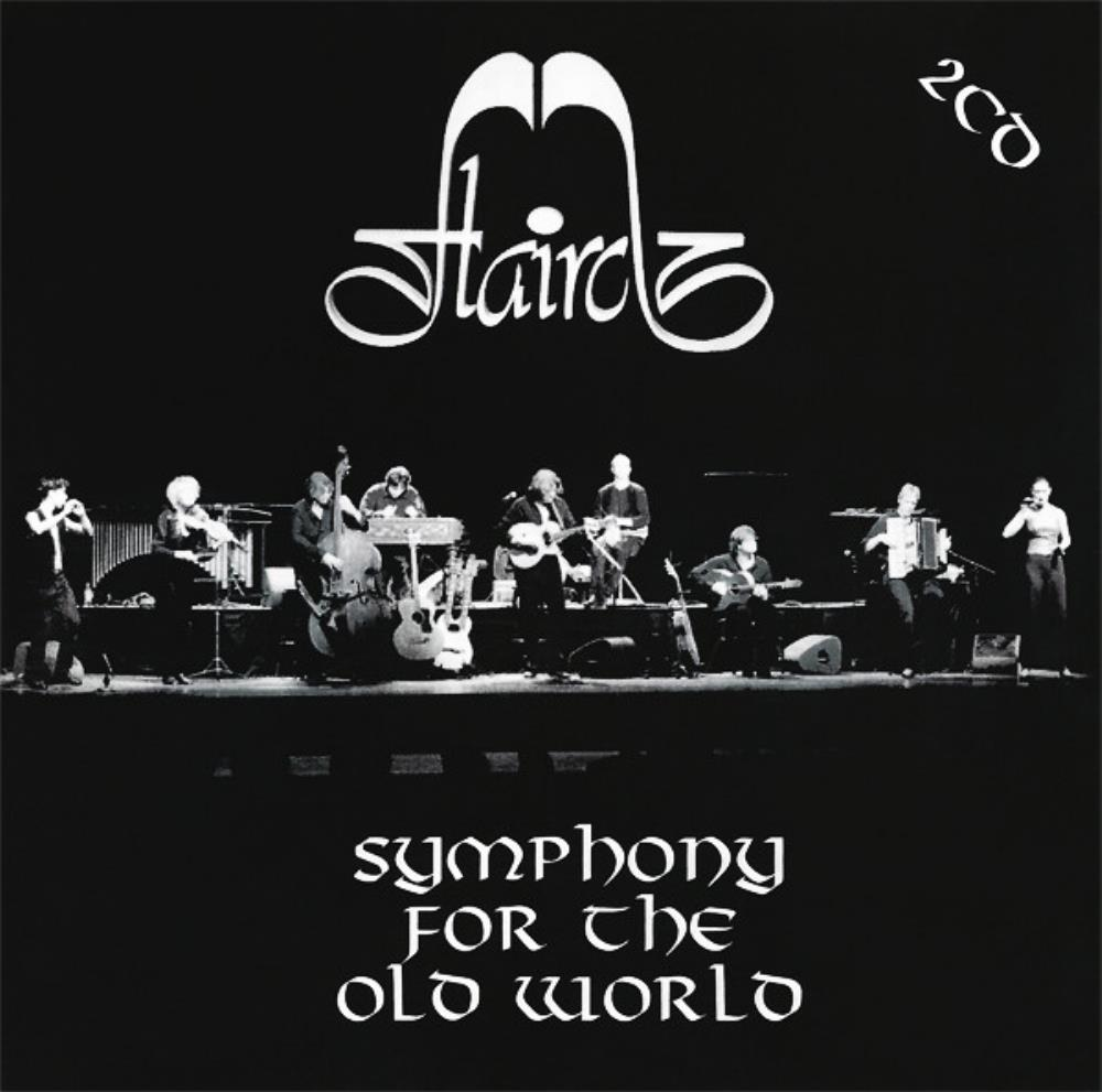 Flairck Symphony For The Old World album cover