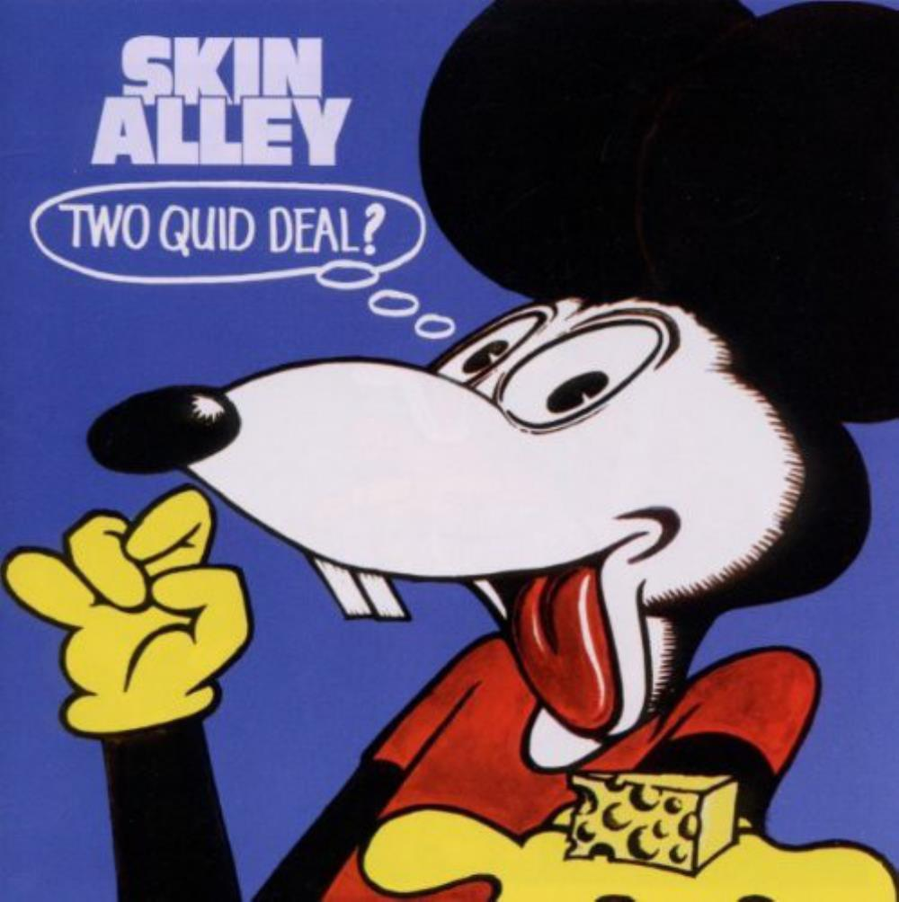 Skin Alley Two Quid Deal ? album cover