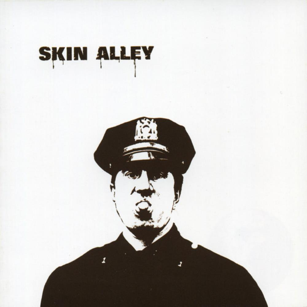 Skin Alley - Skin Alley CD (album) cover
