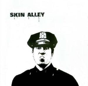 Skin Alley by SKIN ALLEY album cover