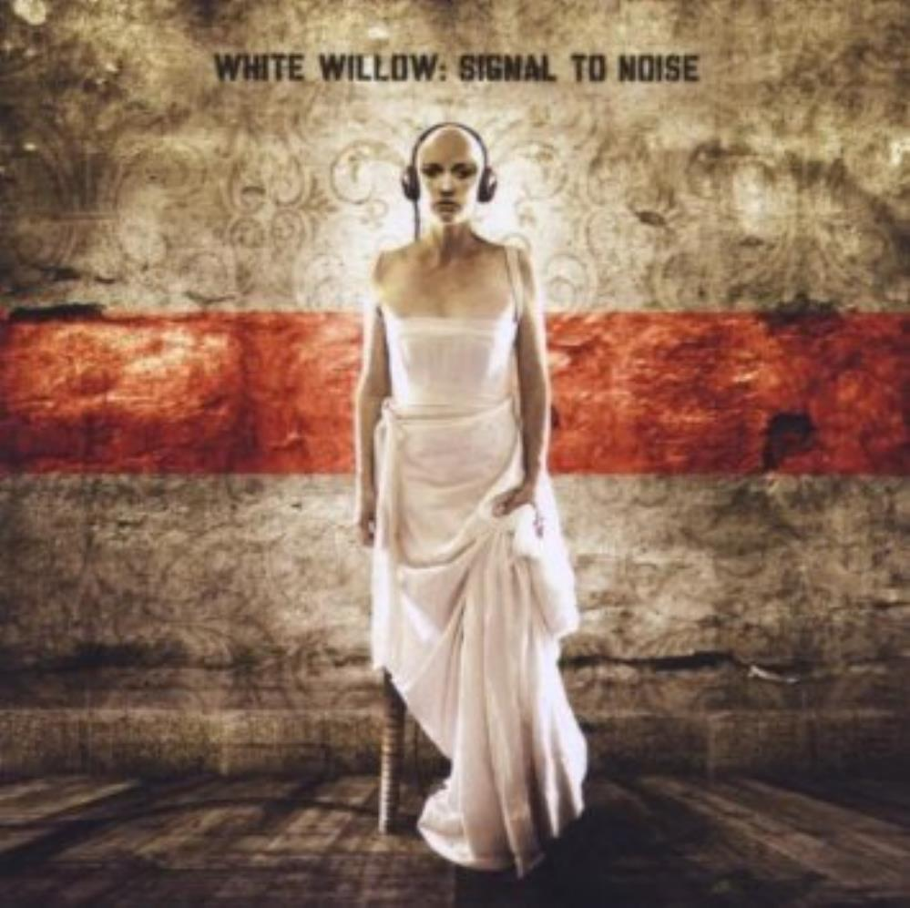 White Willow - Signal to Noise CD (album) cover