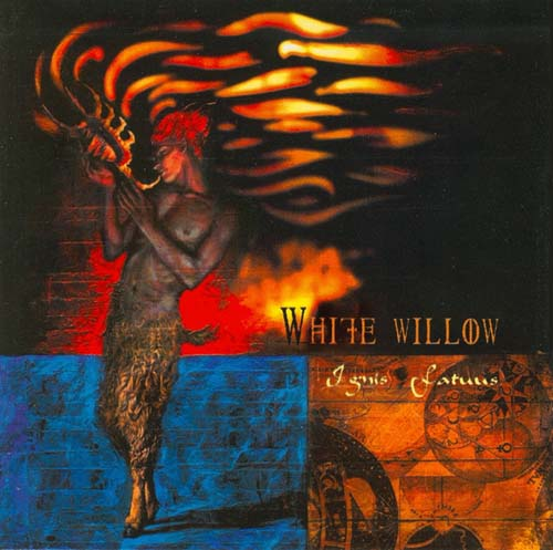 White Willow - Ignis Fatuus  CD (album) cover