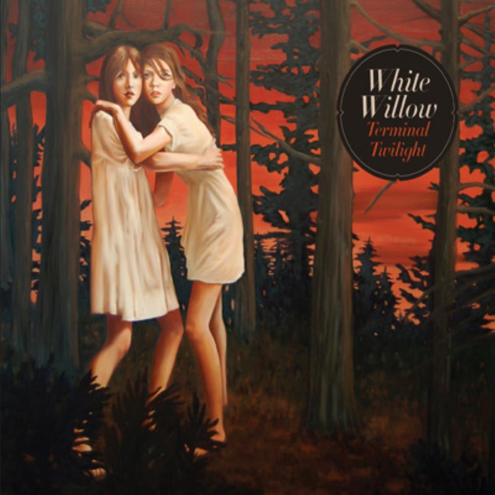 Terminal Twilight by WHITE WILLOW album cover