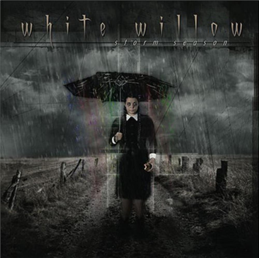 Storm Season by WHITE WILLOW album cover