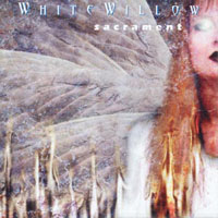 White Willow - Sacrament CD (album) cover