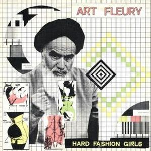 Art Fleury Hard Fashion Girls album cover