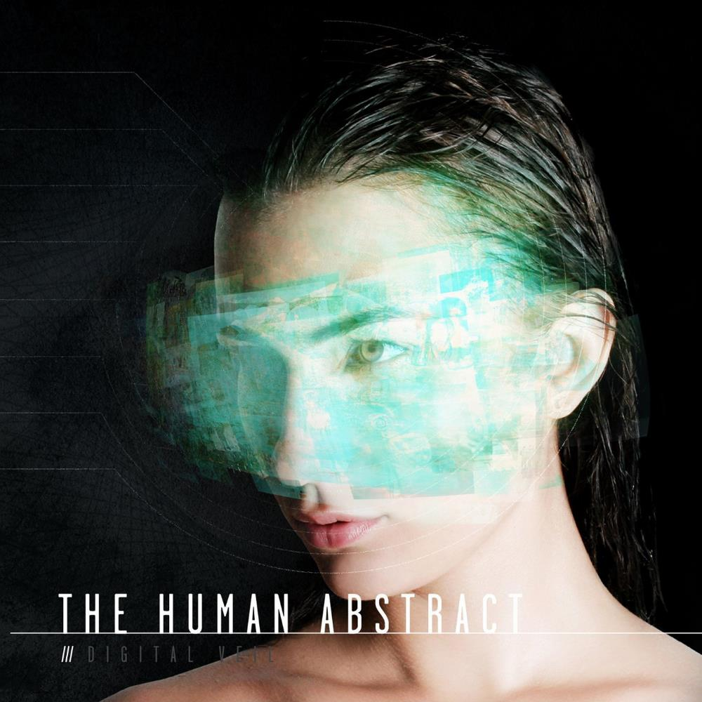 The Human Abstract - Digital Veil CD (album) cover