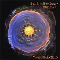 Jose Luis Fernandez Ledesma - Sol Central CD (album) cover
