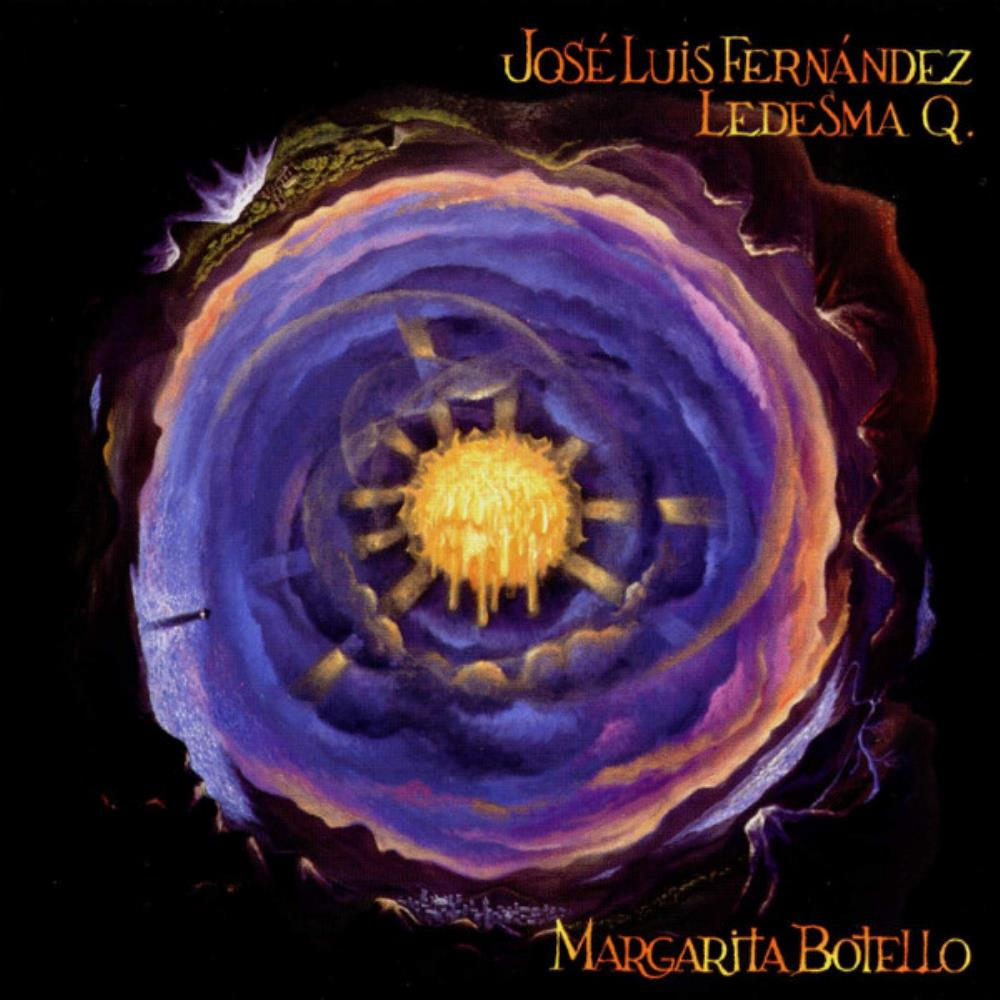 José Luis Fernández Ledesma & Margarita Botello: Sol Central by LEDESMA, JOSÉ LUIS FERNÁNDEZ album cover