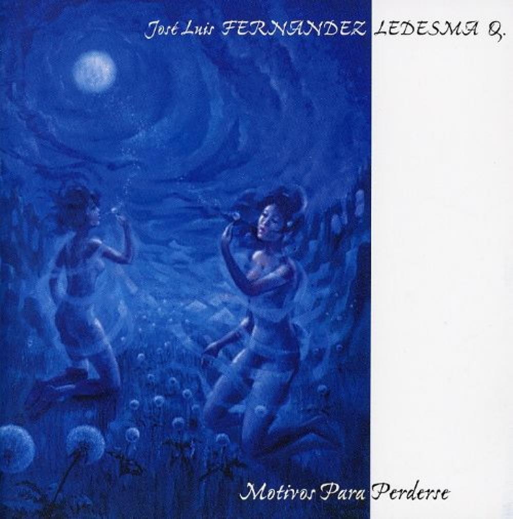 Motivos Para Perderse by LEDESMA, JOSÉ LUIS FERNÁNDEZ album cover