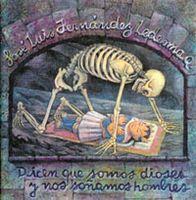 Dicen Que Somos Dioses y Nos Soñamos Hombres by LEDESMA, JOSE LUIS FERNANDEZ album cover
