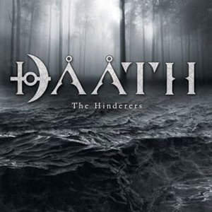Daath - The Hinderers CD (album) cover
