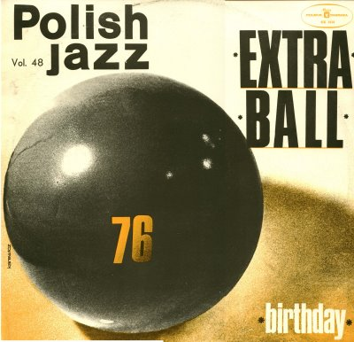 Extra Ball - Birthday CD (album) cover