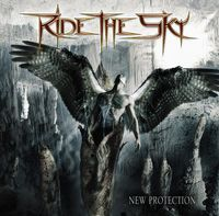New Protection by RIDE THE SKY album cover