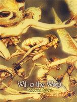 Will-O-The-Wisp - Second Sight CD (album) cover