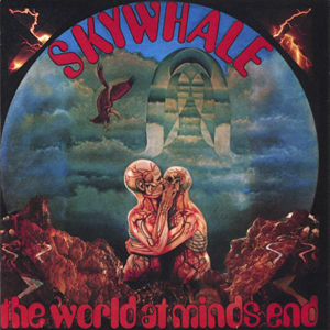 Skywhale - The World At Minds End CD (album) cover
