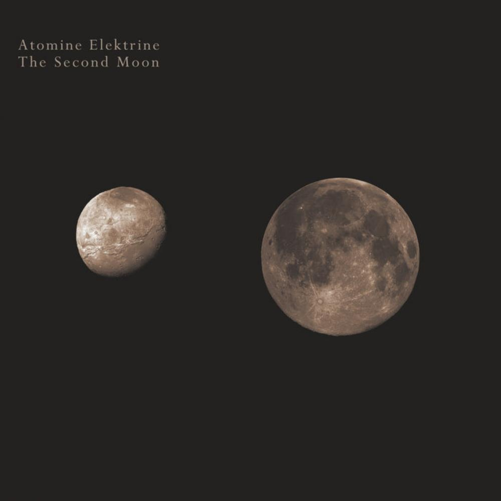 The Second Moon by ATOMINE ELEKTRINE album cover